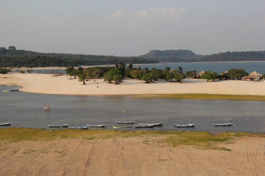 Alter do Chão - Alter do Chão é eleita a mais bela praia do Brasil