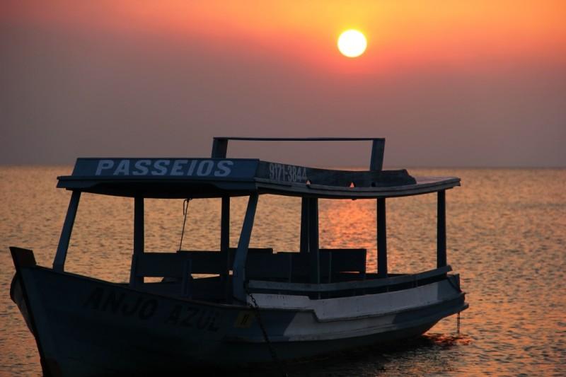 Alter do Chão - Passeios de barco